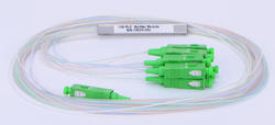 PLC Splitter with connector