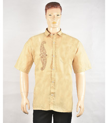 Chikan Men's Shirt