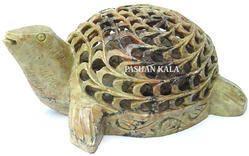 Soapstone Undercut Tortoise