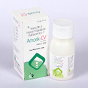 AMOXYCILLIN 200 MG CLAVULANIC ACID 28.5MG