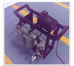 Oil Filtration Machine
