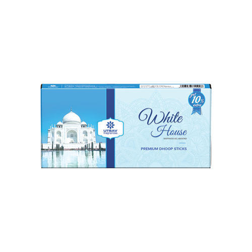 White House Premium Dry Dhoop Sticks