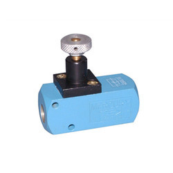 BSP Straight Flow Control Valves