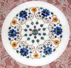 Decorative Marble Handicraft Plate