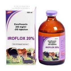 Enrofloxacin Injection 20% w/v(Vet)
