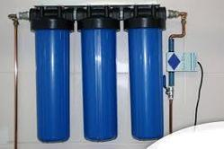 Iron Removal Filtration System