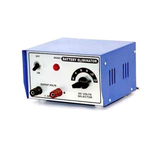 Physics Lab Kit Battery Eliminator Manufacturer From Pune