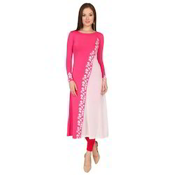 Ira-Soleil-Pink-Polyester-Knitted-Stretchable-Georgette