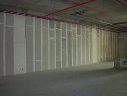 Aerocon Solid Wall Partition