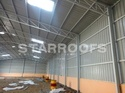 Industrial Warehouse Roofing Sheds