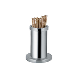 SS Hammered Toothpick Stand