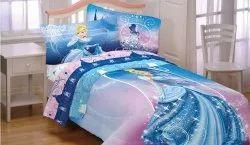 Florida Cinderella Warm Double Bedsheet