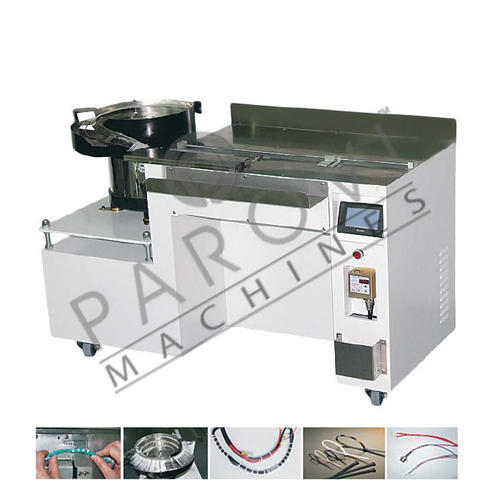 Wire Processing Automation Machines - Automatic Cable Tie Binding ...