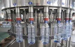 Rinsing Filling and Capping Machine 90 BPM