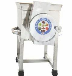 Onion Chilli Cutter Machine
