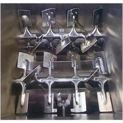 Twin Shaft Paddle Blender Mixer