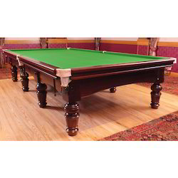 Snooker Table with Wiraka Cloth