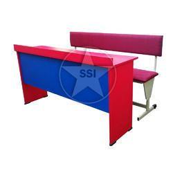Three Seater Bench Desk