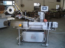 Labeling Machine for Pre-Fill Syringes