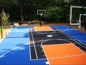 Basketball Court Flooring Services