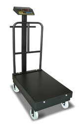 Electronic Trolley Scale