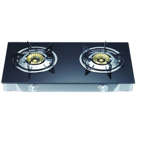gas stove burner la germania burner gas stove two glass top manufacturer from new delhi