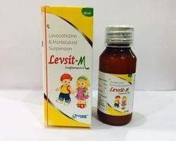 Levocetirizine 2.5mg Montelukast Sodium 4mg