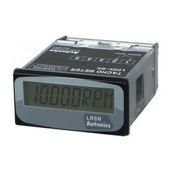 Electronic Counters With Preset
