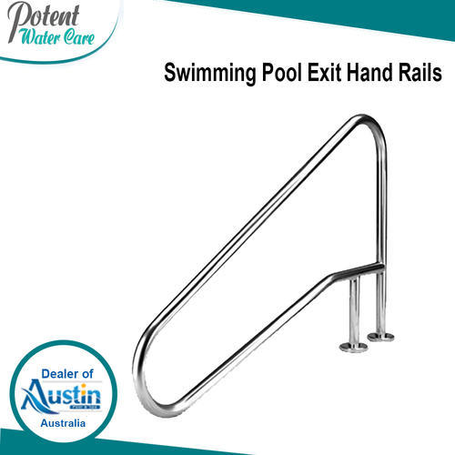 Swimming Pool Exit Grab Rail Exit Grab Hand Rails Wholesale