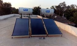 Solar Water Heaters Flat Plate Collector (FPC Type)