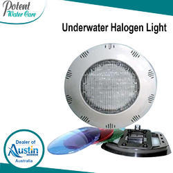 Underwater Halogen Light