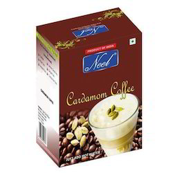 Instant Cardamom Coffee Premix