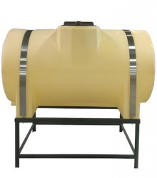 Horizontal Heavy Duty Chemical Tank