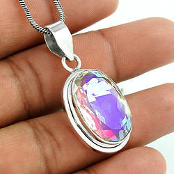 Beautiful Design 925 Sterling Silver Pendant