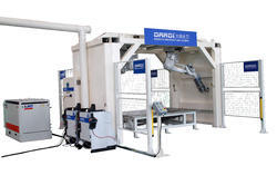 Robotic Dash Board Cutting Machine