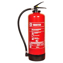 Water Type Fire Extinguisher