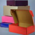 Colour Packaging Box