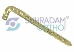 LCP Anterolateral Distal Tibia Plate 3.5mm