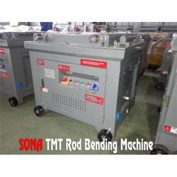 TMT Rod Bending Machine 32 mm