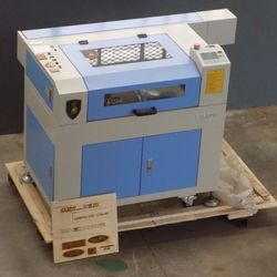 Laser Marking Machine for Small Size Burrs and Drills