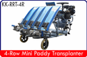 Kisan Kraft Paddy Transplanter
