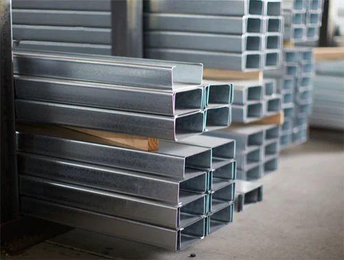 Metal Purlin Steel C Purlin Wholesale Trader From Ghaziabad