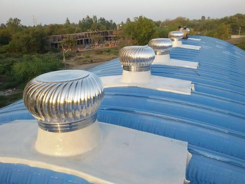 Exhaust Fan Roof Exhaust Fan Manufacturer From Mumbai
