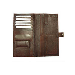 Brown Ladies Leather Wallet