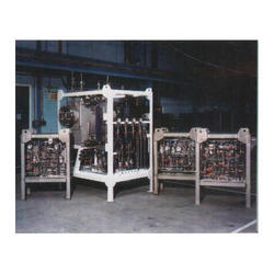 Gas Driven Chemical Metering Pump Skid