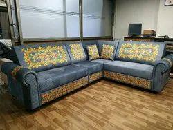 L Shape Maharaja Sofa