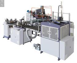 Box Making Machine