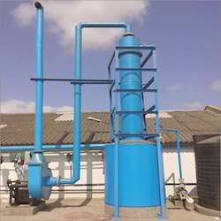 Wet Scrubbers Wet Scrubber Manufacturer From Ghaziabad