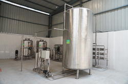 Water Purification Plants