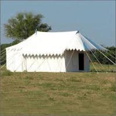 & Swiss Cottage Tent - Manufacturer from Kanpur